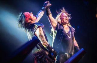 """Mötley Crüen """"The End""""-päätöskonserttivideo myyntiin marraskuussa"""