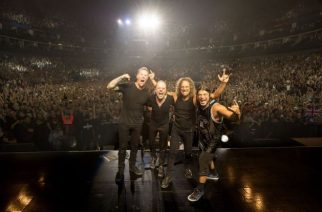 Kuinka hyvin tunnet Metallican? Testaa tietosi ja voita yhtyeen uusi levy paidan kera
