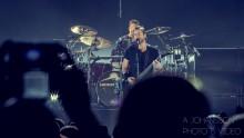 Kanadalaisen rockin jätti Nickelback Hartwall Areenalla: katso A Johanssonin kuvagalleria bändin keikalta