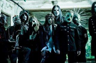 "Slipknot uudelleenjulkaisee ""All Hope Is Gone""-albuminsa lisämateriaalin kera"