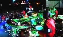 """Katso rumpuvideo: Slipknotin rumpali Jay Weinberg soittamassa """"The Shape"""" -kappaletta"""
