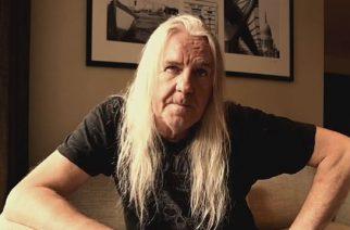 Saxonin nokkamies Biff Byford valmistelee sooloalbumiaan