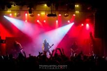 Suomen albumilistan kärkeen yltänyt Insomnium esiintyi The Circuksessa: katso Markus Helanderin kuvat keikalta