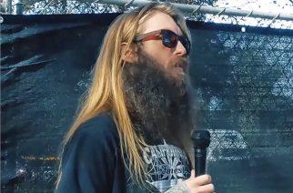 """Suicide Silencen kitaristi Mark Heylmun: """"Tuleva albumi tulee olemaan jotain, mistä olemme hyvin ylpeitä"""""""
