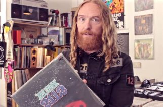 """Dark Tranquillityn Mikael Stanne nimesi Rushin """"2112"""" parhaimmaksi albumiksi – katso video"""