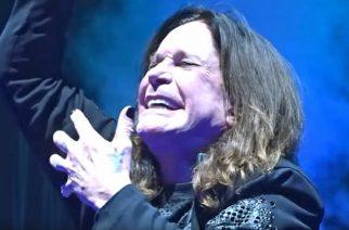 Ozzy Osbourne aikoo pitää puheen Black Sabbathin uran viimeisellä keikalla tänään Birminghamissa