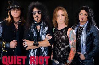 "Quiet Riot julkaisi uuden kappaleen ""Don't Call It Love"""