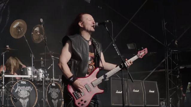 Black metal -legenda Venomin livevideoita katsottavissa Sweden Rockista