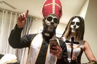 Näin eri tunnetut muusikot pukeutuivat Halloweenin kunniaksi