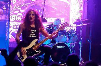 Iron Maidenin basistin luotsaama British Lion esiintyi Leipzigissa: katso livevideoita keikalta