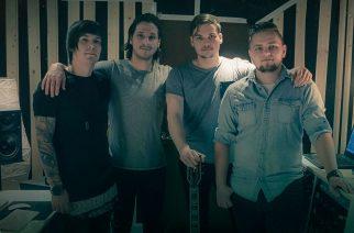 Countless Goodbyes studioon nauhoittamaan tulevaa albumiaan