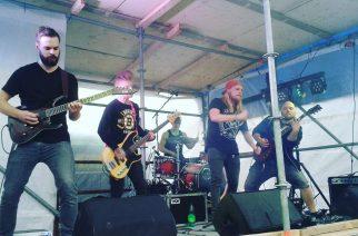 Metalcorea maanantaihin: Cross The Endilta esimakua tulevasta EP:stä uuden kappaleen muodossa