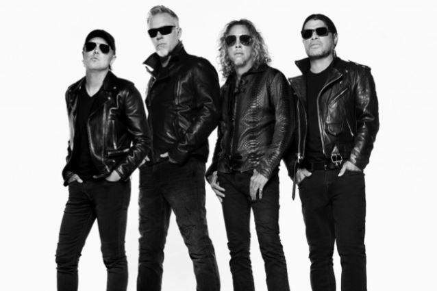Grammy-ehdokkaat julki: mukana mm. Metallica, Disturbed sekä Gojira