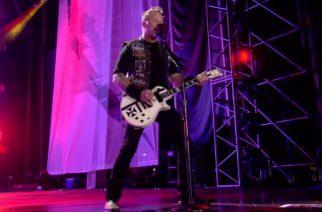 Metallican settilista joutui sensuurin uhriksi Kiinassa: näin James Hetfield kommentoi aihetta