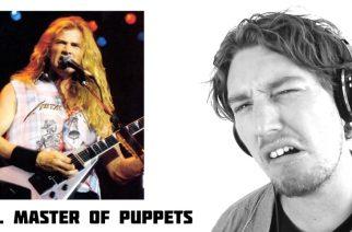 Tältä Metallica ja Megadeth kuulostaisivat toistensa lauluosuuksilla: katso humoristinen parodiavideo