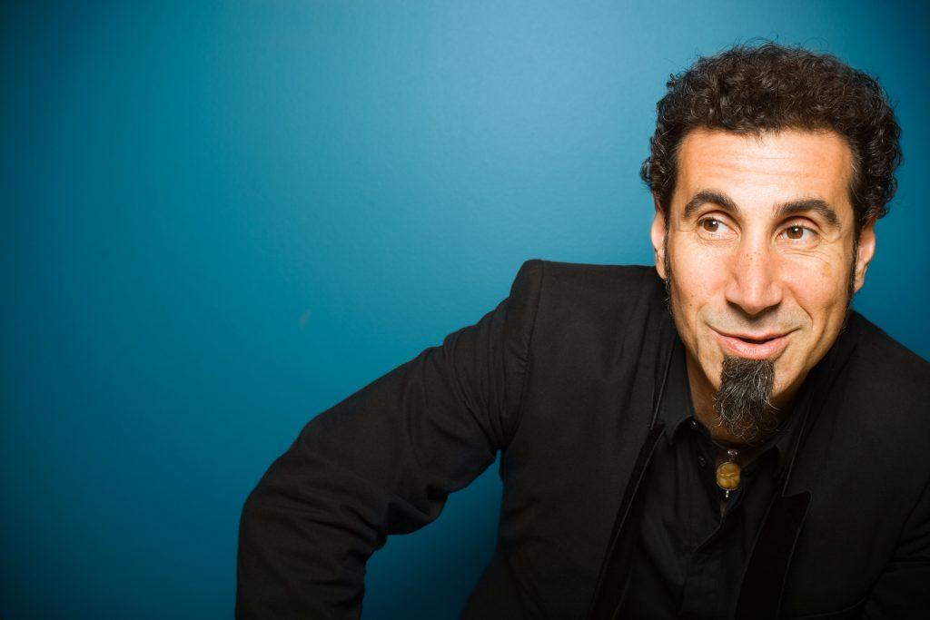 """Serj Tankian julkaisi ensimmäisen näytteen tulevalta System Of A Downille kaavailluista kappaleista koostuvalta """"Elasticity""""-EP:ltä"""
