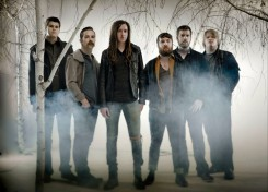 Underoath Rebirth-kiertueen tiimoilta Helsinkiin toukokuussa