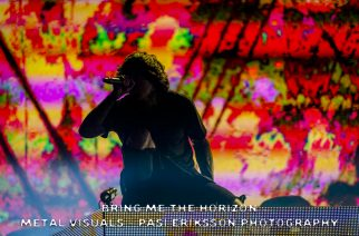 Bring Me The Horizon @ Helsingin Jäähalli 22.11.2016