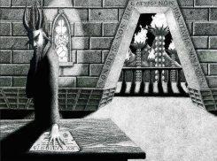 """Echelon """"The Brimstone Aggrandizement -albumi"""