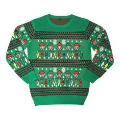 foo fighers sweater