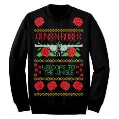 guns n roses sweater