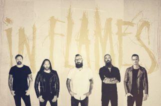 In Flamesin Yhdysvaltojen kiertuebasistina toimii basisti Bryce Paul – katso fanien kuvaamia videoita