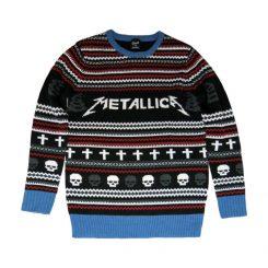 metallica-sweater