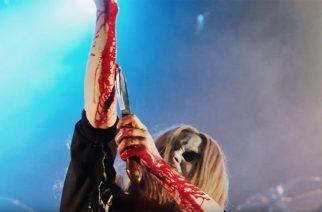 """Metallicalta black-metal aiheinen musiikkivideo """"ManUnkind"""" -kappaleesta"""
