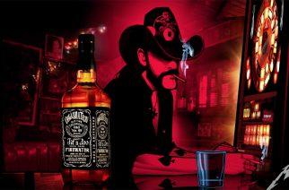 "Metallicalta Lemmy Kilmister aiheinen musiikkivideo ""Murder One"" -kappaleesta"