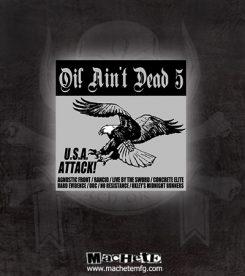 Oi! Ain't Dead Vol. 5 - USA Attack!
