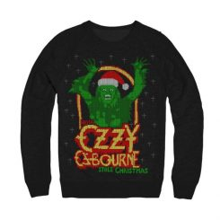 ozzy osbourne sweater
