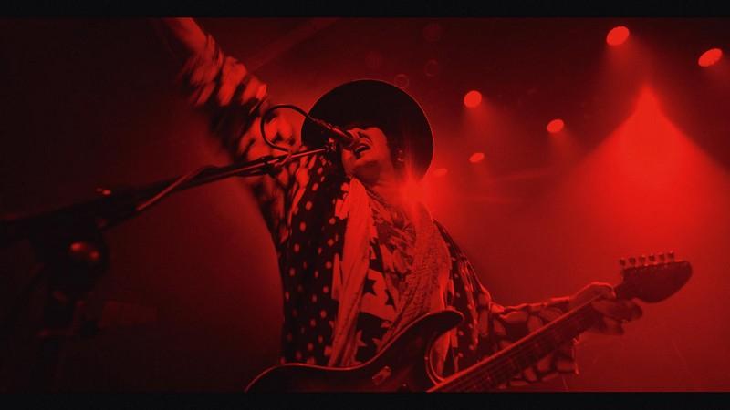 Kotimaisen rockin legenda Andy McCoy julkaisi uuden singlen