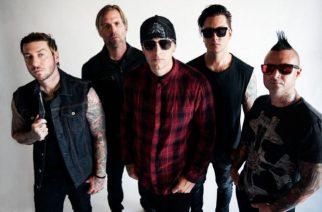 Avenged Sevenfold tähtää studioon syksyllä valmistelemaan seuraavaa albumia