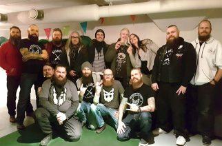 Bearded Villains Finlandilta aitoa lähimmäisen välittämistä – varmisti ettei syntymäpäiväsankari ollut yksin juhlapäivänään