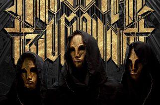 """Black metal -yhtye Imperial Triumphantin yhteistyö Meshuggahin Tomas Haaken kanssa kuunneltavissa uudella """"City Swine"""" -kappaleella"""