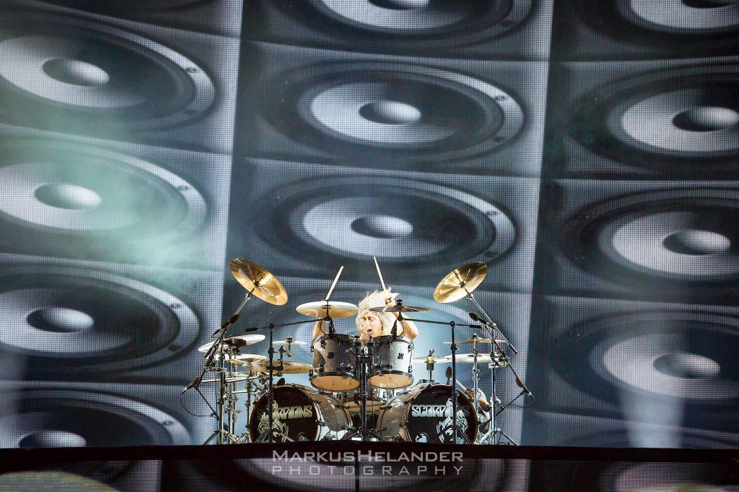 Scorpions julkaisi rumpalinsa Mikkey Deen 57-vuotissyntymäpäivän kunniaksi rumpuvideon