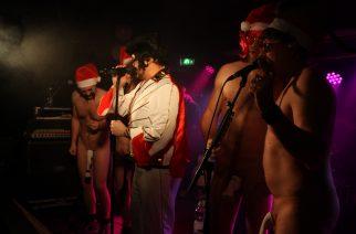 Raaka-aine, Elvis ja tontut – hulvaton ilta rock club Marksissa