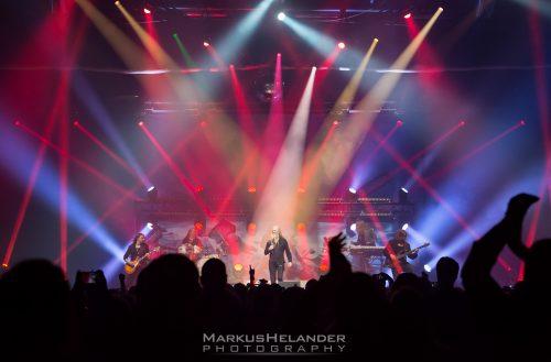 Marco Hietala - Me käymme joulun viettohon
