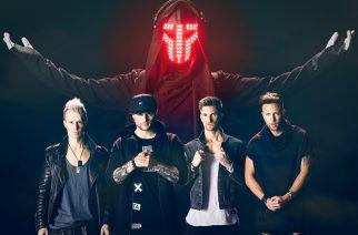 """Smash Into Piecesin Benjamin Jennebo kertoi, että """"Evolver""""-albumi toi nopeasti lisää faneja yhtyeelle"""