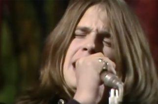 """Black Sabbath esittää """"Paranoid"""" -kappaleensa 1970-vuoden livevideolla"""