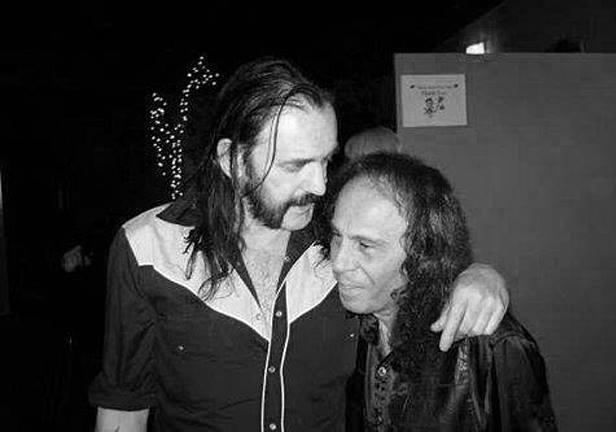 Ensimmäinen Hall of Heavy Metal History -seremonia järjestetään tammikuussa: jäseniksi nimitetään mm. Ronnie James Dio ja Lemmy Kilmister