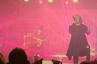 Bruce Dickinsonin Austin-poika esiintyi Five Finger Death Punchin kanssa: katso fanin kuvaama video