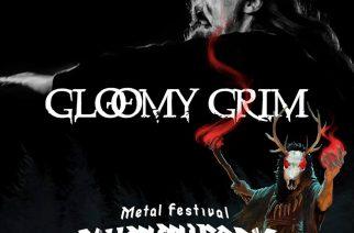 Gloomy Grim lisätty Nummirockin ohjelmistoon