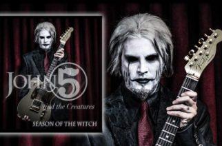 Rob Zombien kitaristi John 5 julkaisemassa uutta sooloalbumia maaliskuussa