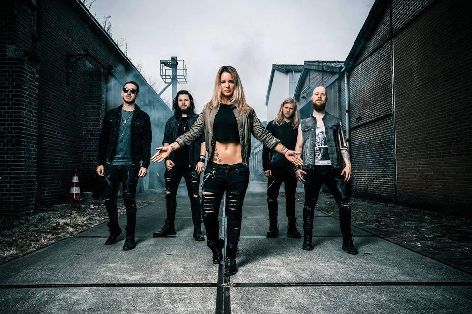 """The Charm The Fury julkaisi musiikkivideon kappaleestaan """"Blood And Salt"""""""