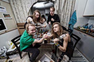 Tanssisali Lutakossa nykyisiä ja entisiä Jyväskylä Rock Academy -yhtyeitä: Mega Rock 5 lauantaina 8. helmikuuta