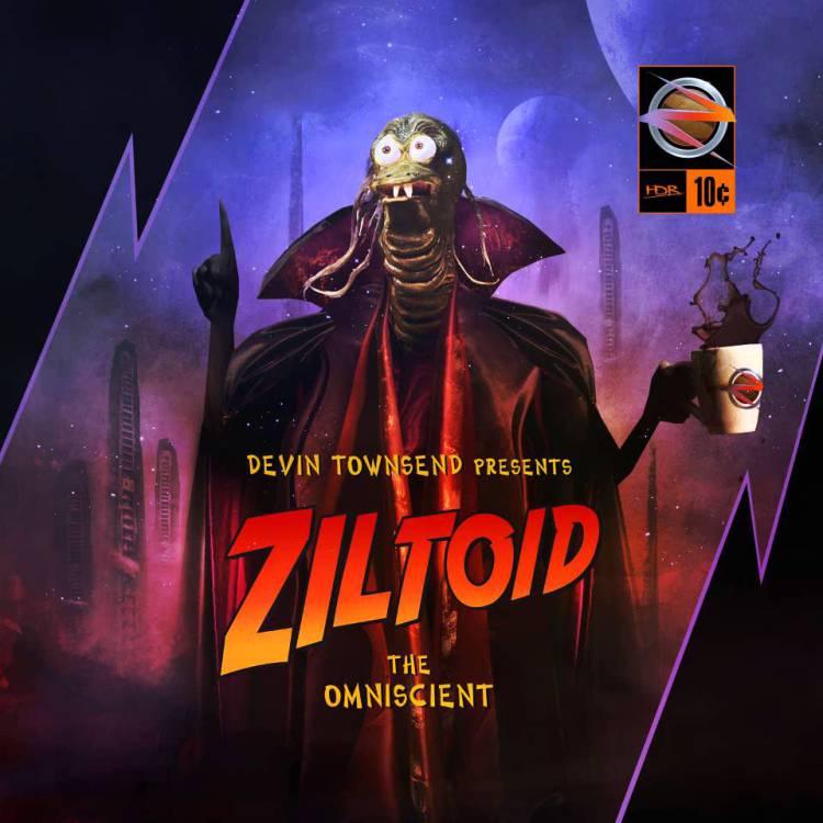 Kymmenen vuotta avaruuskahvittelua – synttäriarviossa Ziltoid The Omniscient!