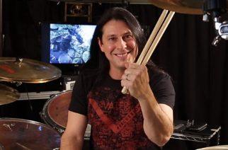 Dream Theaterin Mike Mangini työstää soololevyä