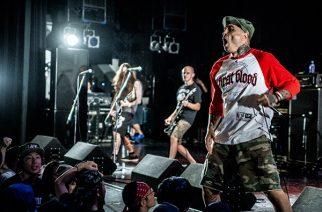 Yhdysvaltalainen hardcore-yhtye First Blood Poriin marraskuusa