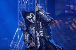 Teatraalisen rockin legenda Kiss osoitti elinvoimaisuutensa Hartwall Areenalla: katso fanien kuvaamia livevideoita keikalta